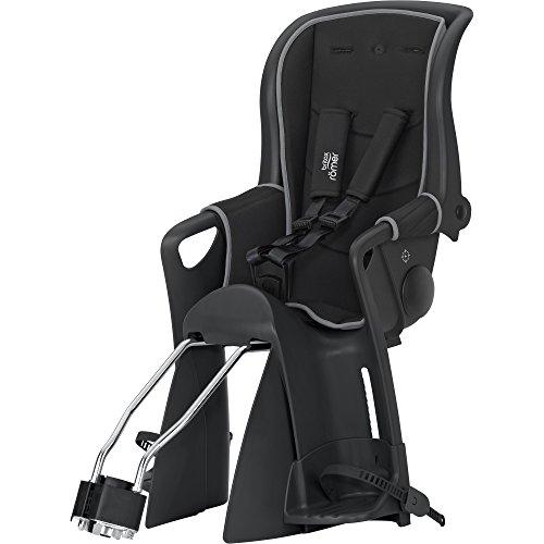 Britax Römer Fahrradsitz Jockey Relax (9-22 kg), schwarz/grau