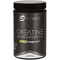 Preisvergleich für Dynamics Nutrition Creapure   Creatine Monohydrat Pulver für den Muskelaufbau   Mehr Leistung im Training   Kraftsteigerung...
