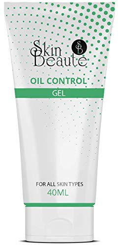 Skin Beaute Oil Control Gel For Oily And Acne Prone Skin, 40gm For Men And Women