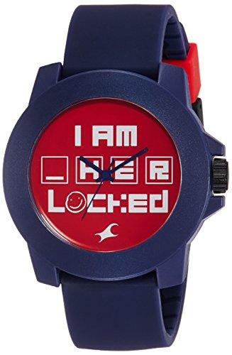 41eb755ti0L - Fastrack 38021PP14J Multi Colour Mens watch