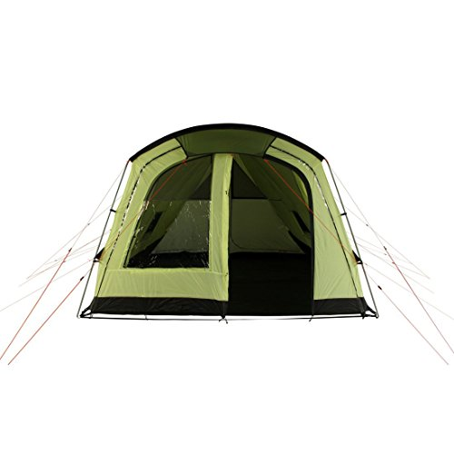 41eb8WUCYML. SS500  - 10T Outdoor Equipment Unisex's Tropico 4 Tunnel Tent, Green, One Size/4 Persons