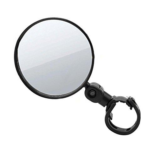 Fahrradspiegel Rückspiegel Für Fahrrad Reflektor, Fahrradrückspiegel, Mountainbike-Rückspiegel, Rückspiegel Mit Silikongriff