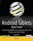 Android Tablets Made Simple: For