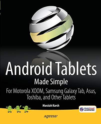 tablet toshiba Android Tablets Made Simple: For Motorola XOOM
