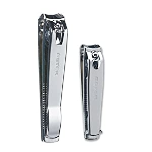 Beter Nagelknipser Maniküre Pediküre Metall–1Pack