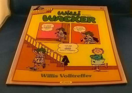 S (Ehapa) Band 5, WILLI WACKER - Willis Volltreffer (Ehapa Softcover-Kiosk-Comicalben) ()