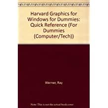 Harvard Graphics for Windows for Dummies: Quick Reference