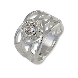 Herr der Ringe-Herren Elben Ring Silber 925 New Light 5014-050