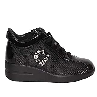 Rucoline Agile 226 A Low Sneakers Woman Black 38