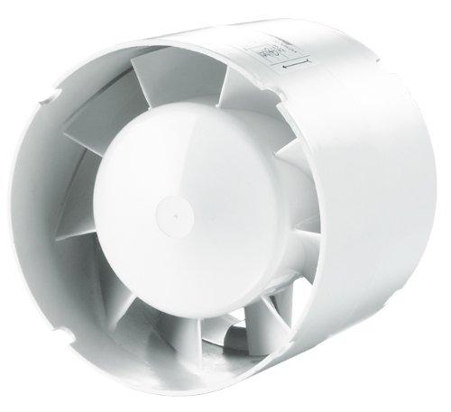 Siku - Ventilador para interior de tuberías (150 mm, rodamiento de bolas)