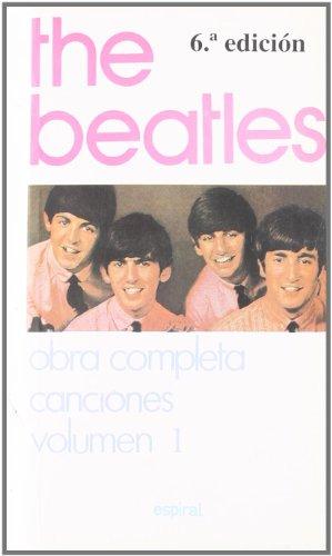 Canciones The Beatles - Volumen 1 (Espiral / Canciones)
