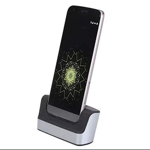 HuaYang–Batería base de carga Teléfono Soporte para Samsung Galaxy i9600S5G900