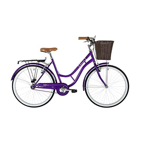 41ebG3lTEYL. SS500  - Barracuda Women's Delphinus Bike, Purple, Size 19