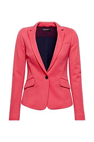ESPRIT Collection Damen Anzugjacke Rosa (Pink Fuchsia 660)