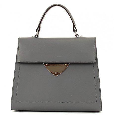COCCINELLE B14 Design Handbag Asphalt