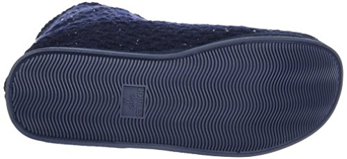 Joules Jeeves, Pantofole a Stivaletto Uomo Blue (Navy Fleck)