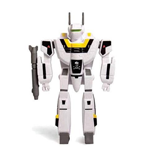 Super7 Figura VF-1S 10 cm. Robotech. Reaction.