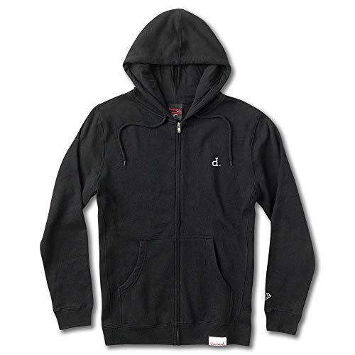 Diamond Supply Co. Mini Un Polo Hoodie Black (Pullover Supply Diamond Co)