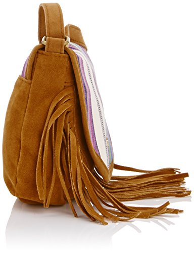 Rip Curl Mati Shoulder Bag, Borsa a spalla donna Marrone (Tan)