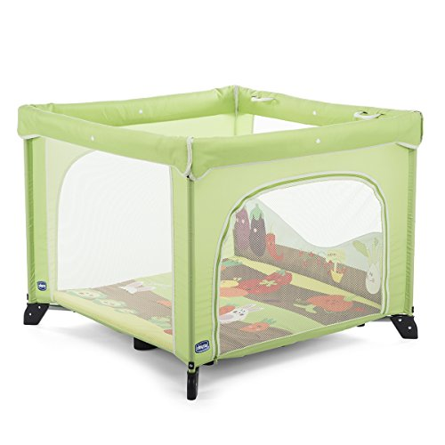 Chicco 07079841030000 Fruit Salad Box Open, Verde, 25.5x25.5x89