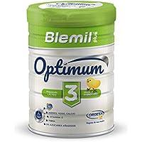 Blemil Plus Optimum 3, Leche de crecimiento para bebé - 800 gr.