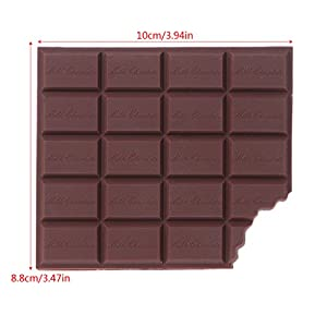 Manyo 1pc,Chocolate Mordido, Cuaderno, Bloc