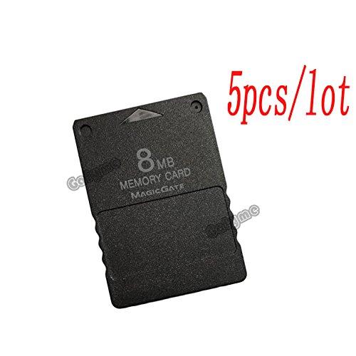 5x/Lot New Arrival 8m 8MB Speicherkarte Spiel Speichern Daten Stick Modul für Sony Playstation 2PS2Für PS2Speicherkarte - Ps-daten-modul