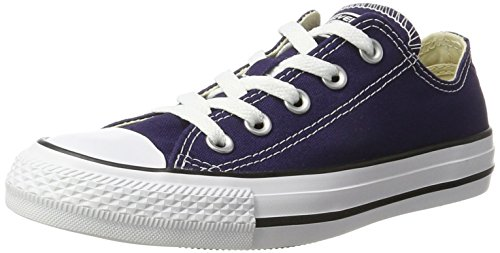 Converse Unisex-Erwachsene Chuck Taylor All Star Sneaker, Blau (Midnight Indigo), 46 EU (Sneaker Converse Low All Star)