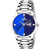 Swisstyle Analog-Digital Blue Dial Men's Watch-SS-GR801-BLU-CH
