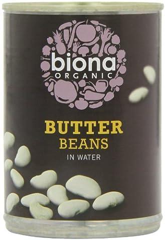 BIONA Bio Butter 400g Bohnen