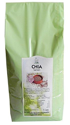 Hiller Chia-Samen 1 kg
