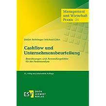 Cashflow und Unternehmensbeurteilung: Berechnungen und Anwendungsfelder für die Finanzanalyse (Management und Wirtschaft Praxis, Band 24)