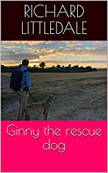 Ginny the rescue dog