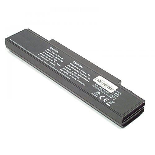 MTXtec Batterie pour Samsung AA-PB4NC6B, 6 cellules, Li-Ion, 11.1V, 4400mAh, noir