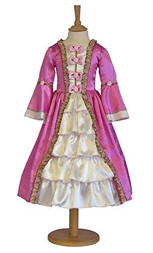 Travis Designs Marie Antoinette Deluxe - Kids Costume 6 - 8 years