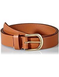PIECES Damen Gürtel Pcfunda Leather Jeans Belt Noos
