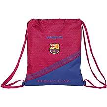 FC Barcelona Corporativa Oficial Saco Plano Grande 350x400mm
