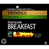 Twinings Organic Fairtrade Breakfast 80 Btl. 250g