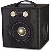 TDK V-513 - Altavoz (sistema de 2.1, universal, inalámbrico, Bluetooth, A2DP)