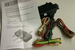 Interrupteur à minuterie réglable pour prolonger le temps de lumière pour 12V