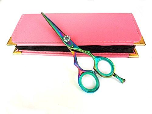 ciseaux de coiffure Coiffure Professionnelle Ciseaux Coupe de cheveux Barbier Cisailles 5.0\\