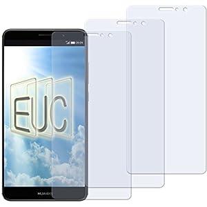 3 x Displayschutzfolie matt/entspiegelnd für Huawei Mate 9