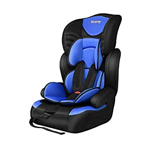 besrey 3 in 1 baby safety car seat kid booster group 1 2 3 economical version for infant toddler. Black Bedroom Furniture Sets. Home Design Ideas