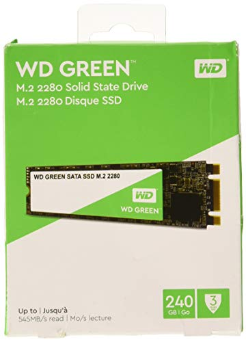 Western Digital WDS240G2G0B WD Green 240GB Internal