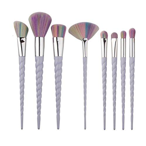 -loveso-make-up-8pcs-bilden-grundlage-augenbraue-augenlid-erroten-kosmetische-concealer-bursten-weis