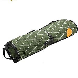 AnGe Toile Flapping Bite Manchon Liner Protection Bras Produits pour animaux de compagnie