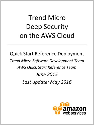 trend-micro-deep-security-on-aws-aws-quick-start-english-edition