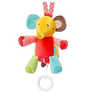 BabySun Safari Mini-Musical Elephant