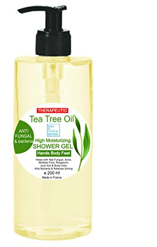 Teebaumöl Duschgel 200ml - Feuchtigkeitsspendende