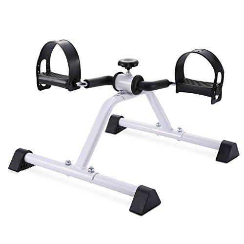 Mini Fahrrad Pedal Trainer für Arm- und Beintrainer Heimtrainer